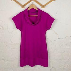 New York & Co Cowl Neck Shift Dress